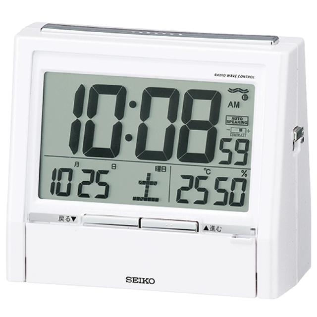 セイコー置時計DA206W